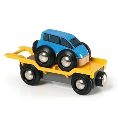 Brio  Araç Nakliye Vagonu 33577 Renkli